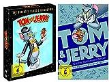 Tom und Jerry Komplettbox + 70 Jahre Jubiläumsfeier Deluxe