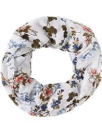 TOM TAILOR DENIM für Frauen Accessoire gemustertes Schlauch-Tuch