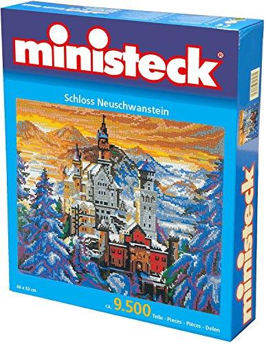 Ministeck 31832 - Schloss Neuschwanstein, ca. 9.500 Teile -