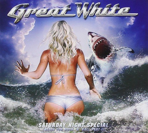 Great White: Saturday Night Special (Ready for Rock 'n' Roll II (Audio CD)