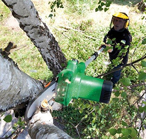 Elektro Hochentaster 850 W mit Oregon Sägekette (mit Tragegurt) -