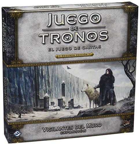 Juego de Tronos - Vigilantes del Muro, Juego de Cartas (Edge Entertain