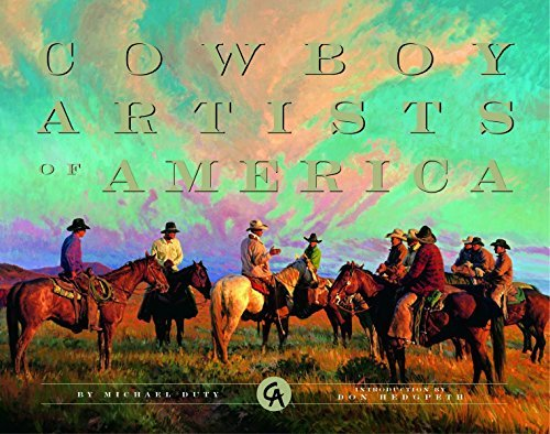 Cowboy Artists of America by Michael Duty (2002-10-14)