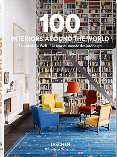 Un Viaje Por El Mundo De Los Interiores (Bibliotheca Universalis) por Vv.Aa.