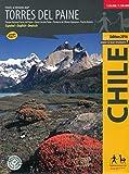 Torres del Paine 1:50.000 / 100.000 wasserdichte Wanderkarte von Chile