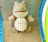 Party Girls S Leinen-Frosch-Haustier-Spielzeug Quietschendes Welpen-Spielzeug...