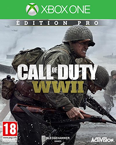 Call of Duty World War II Édition Pro Xbox one