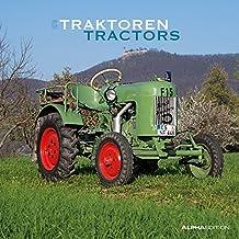 Traktoren 2018 - Tractors -Treckerkalender / Broschürenkalender (30 x 60 geöffnet) - Autokalender - Fahrzeuge - Wandplaner