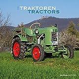Traktoren 2018 - Tractors -Treckerkalender/Broschürenkalender (30 x 60 geöffnet) - Autokalender - Fahrzeuge - Wandplaner