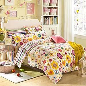 CRF Baumwolle Denim / Bettwäsche eine vierköpfige Familie-15 Größentabelle 5