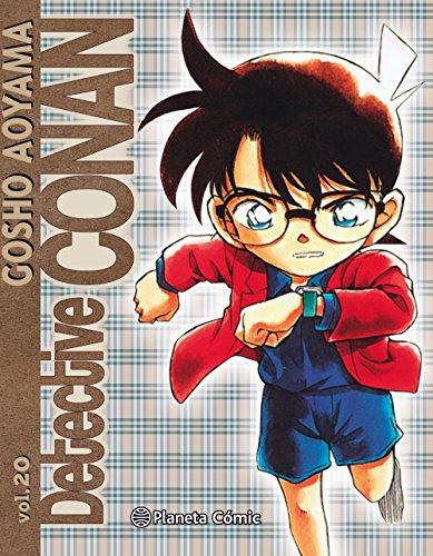 Detective Conan nº 20 (Nueva Edición) (Manga Shonen) por Gosho Aoyama