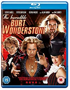 The Incredible Burt Wonderstone [Blu-ray + UV Copy] [2013] [Region Free]