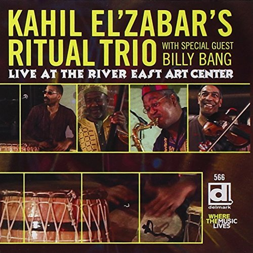 Live at The River East Art Center by EL'ZABAR (2003-05-20)