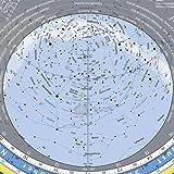 Drehbare Himmelskarte: