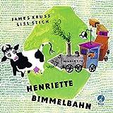 Henriette Bimmelbahn: Pappbilderbuch . (Krüss)