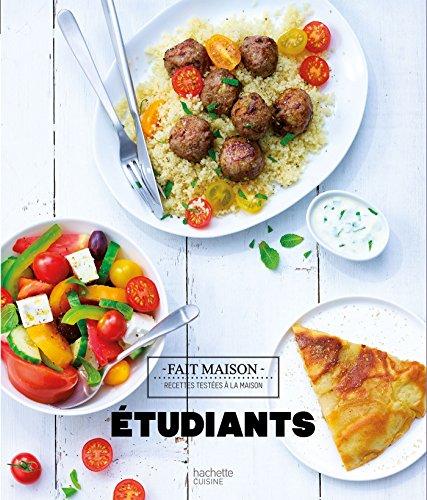 Etudiants: Recettes gourmandes testées dans une kitchenette par Stéphanie de Turckheim