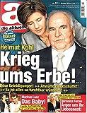 Aktuelle 42 2014 Helmut Kohl Zeitschrift Magazin Einzelheft Heft