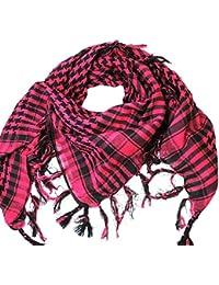 Immerschön PLO-Tuch in vielen Farben 100% Baumwolle Pali-Tuch Arafat-Tuch PLO-Schal
