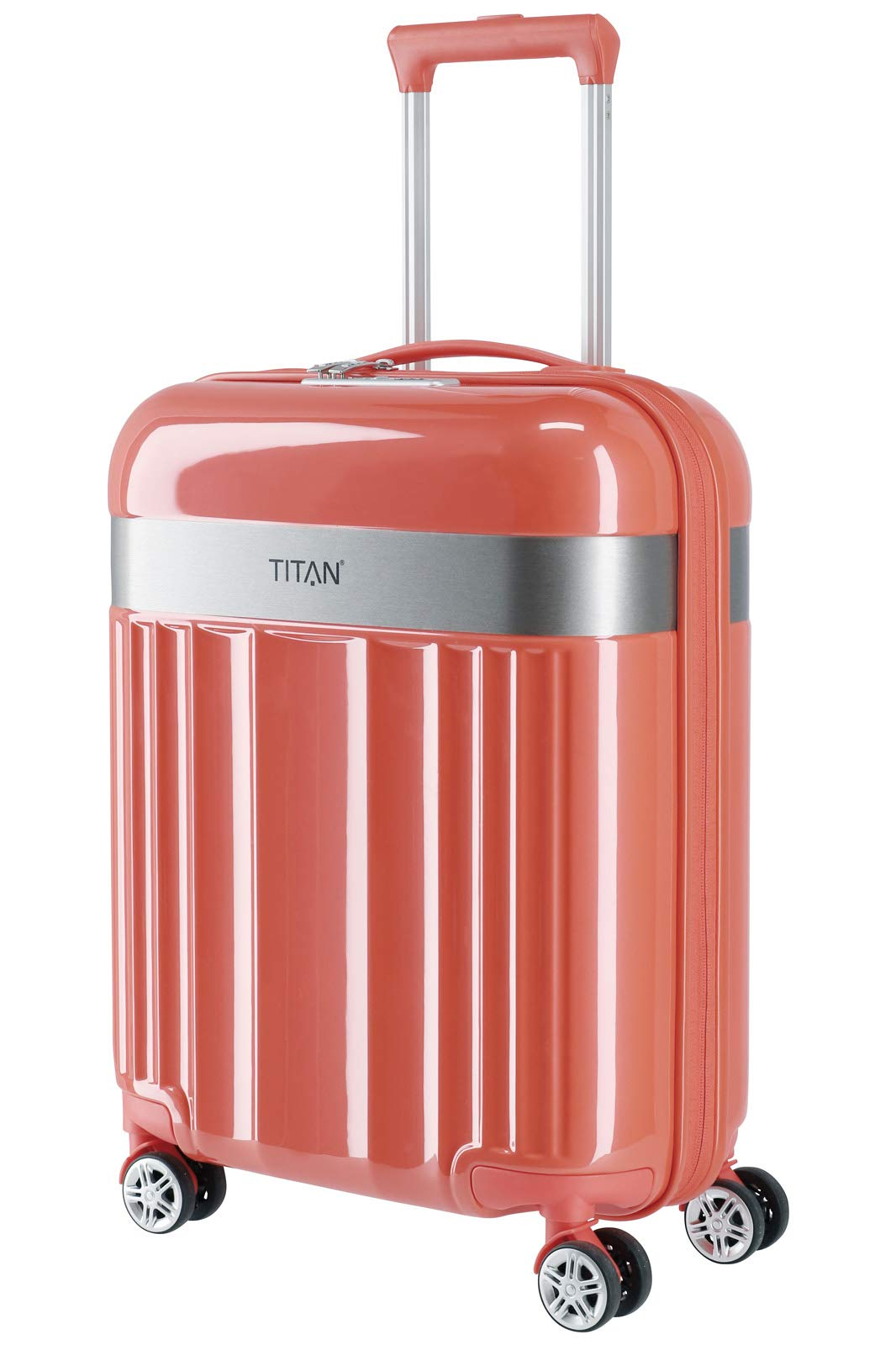 Titan-Gepckserie-Spotlight-Flash-Edle-Titan-trolleys-und-Beautycases-in-Knallbunten-Trendfarben-Koffer-S-55-cm-55-cm