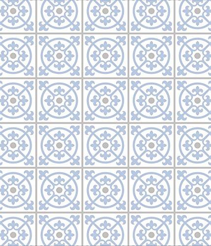 Wenko 2713200100 Glasrückwand Schiefer Spritzschutz, Gehärtetes Glas, Mehrfarbig, 70 x 60 x 0,4 cm