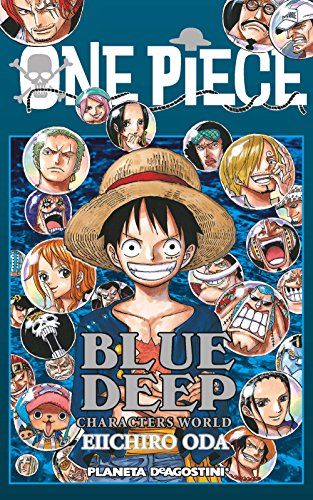 One Piece Guia nº 05 Deep Blue (Manga Artbooks) por Eiichiro Oda