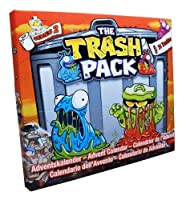 The Trash Pack Series 2 Advent Calendar with 24 Trashies