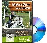 Kinder reiten im Gelände Teil 1