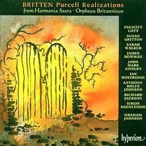 Britten: Purcell Realizations