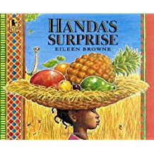 Handa's Surprise Big Book (Reading and Math Together)