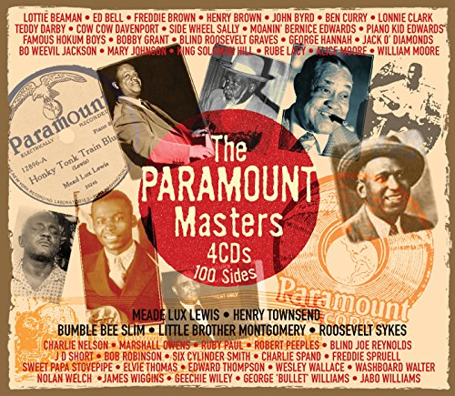the-paramount-masters-import-anglais