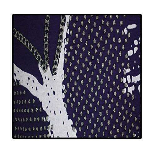 Vanilla Inc - Chemisier - Femme Purple butterfly print
