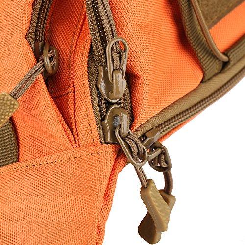Outdoor Gürteltasche Militärische Taktische Tasche Gürteltasche für Sport Camping Bergsteigen Wandern Radfahren 3