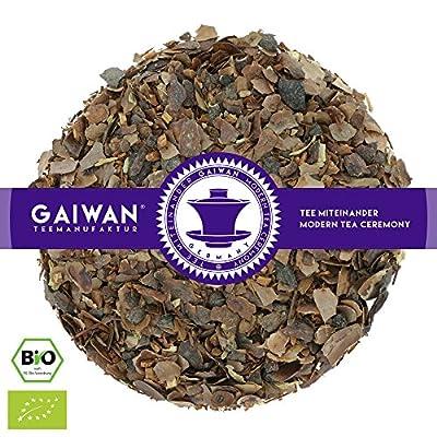 """N° 1241: Thé rooibos bio """"Chocolat Vanillé Chai"""" - feuilles de thé issu de l'agriculture biologique - GAIWAN® GERMANY - cacao, rooibos, cassia, gingembre, cardamome, poivre noir, giroflier"""