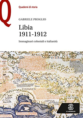 LIBIA 1911-1912 - Edizione digitale: Immaginari coloniali for sale  Delivered anywhere in Ireland