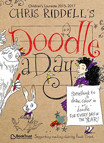 Chris Riddell's Doodle-a-Day por Chris Riddell