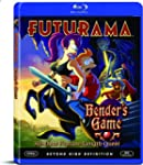 Futurama: Bender's Game [Blu-ray] [Im...