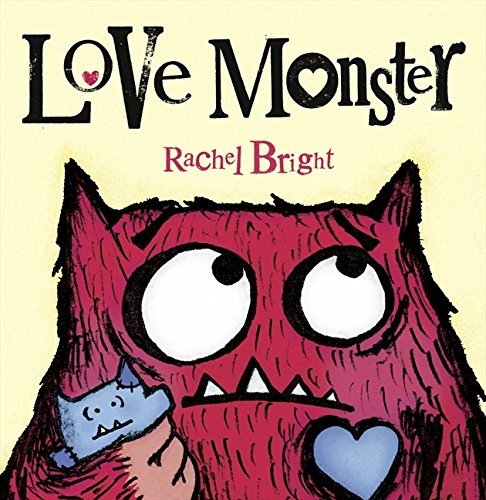 Love Monster por Rachel Bright