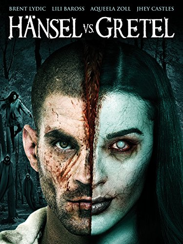 Hänsel vs. Gretel Cover