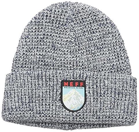 Neff Patrol Beanie Hat - Navy, One Size