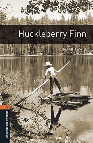Oxford Bookworms Library: Level 2:: Huckleberry Finn audio pack por Mark Twain