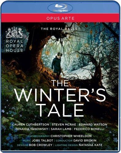 Talbot:The Winter's Tale (Royal Opera House, 2014) [Blu-ray]