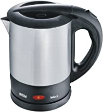 Inalsa Select 1-Litre Kettle (Silver)