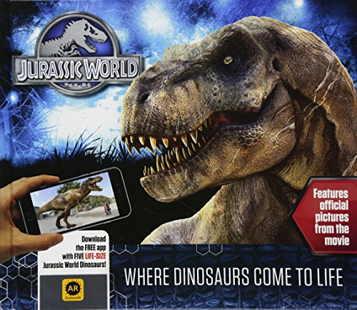 Jurassic World: Where Dinosaurs Come to Life (Digital Magic) por Caroline Rowlands