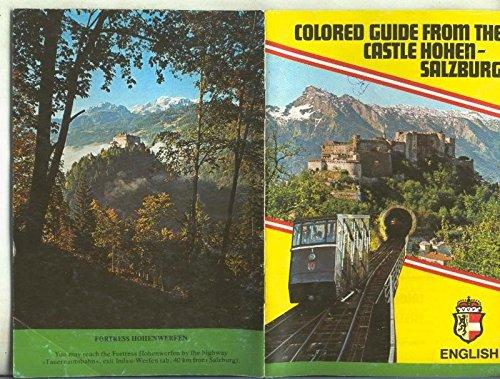 Colored Guide from the Castle Hohen-Salzburg (Hohensalzburg Castle)
