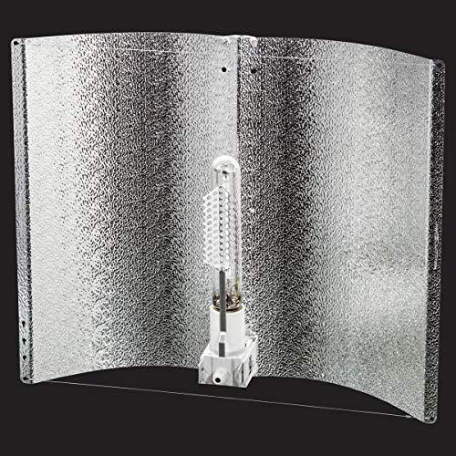 Prima Klima Adjust-A-Wing Avenger Reflektor, Medium, 400 - 600 W, mit Super Spreader