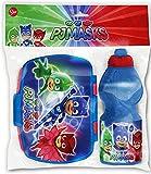 Super pigiamini PJ Masks jausenbegleiter Brotdose + Trinkflasche Kindergarten Schule