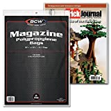 BCW Magazine Bags (100 ct.) - Best Reviews Guide
