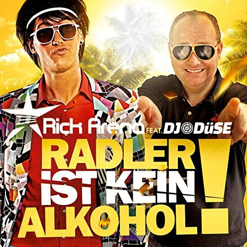 Radler ist kein Alkohol