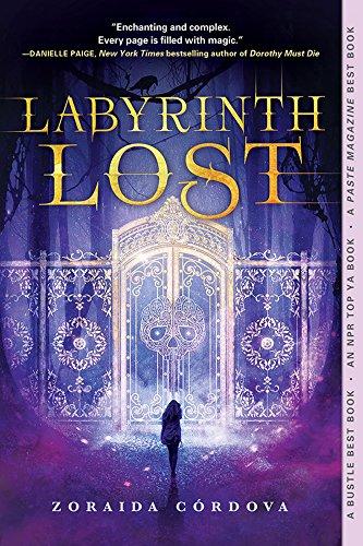 Labyrinth Lost (Brooklyn Brujas Book 1) by [Cordova, Zoraida]
