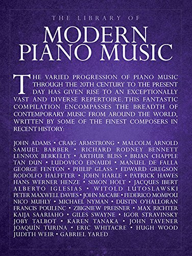 Library of Modern Piano Music